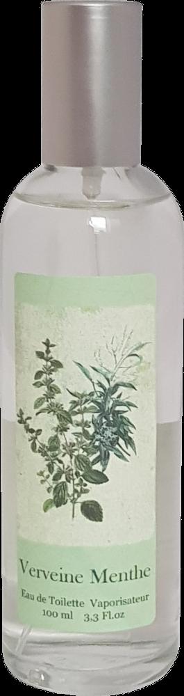 Eau de Toilette Verveine Minze mit pflanzlichen Duftstoffen, 100ml