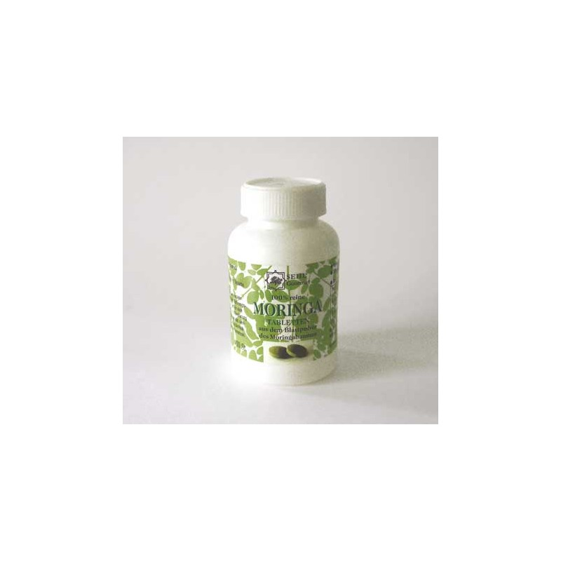 Moringa Tabletten, 100 Stück