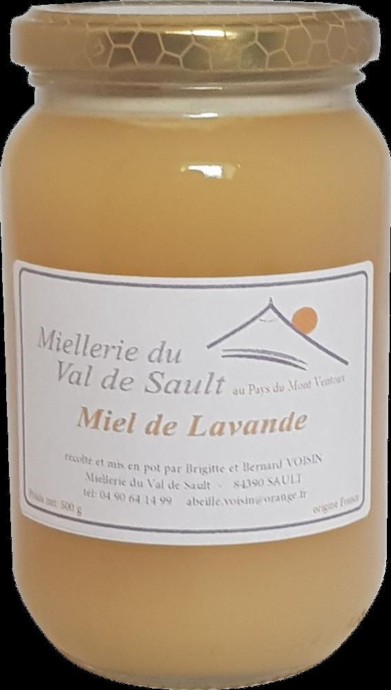 Lavendelhonig, 500 g
